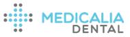 Clínica dental Fuenlabrada Medicalia. Dra Inmaculada Vicent Logo